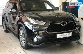 Toyota Highlander 2021 в Ровно