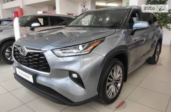 Toyota Highlander 3.5i Dual VVT-iW AT (249 л.с.) DTV AWD-S 2020