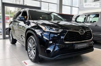 Toyota Highlander 3.5i Dual VVT-iW AT (249 л.с.) DTV AWD-S 2021