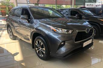 Toyota Highlander 2021 Elegance