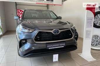 Toyota Highlander 2021 в Кременчуг