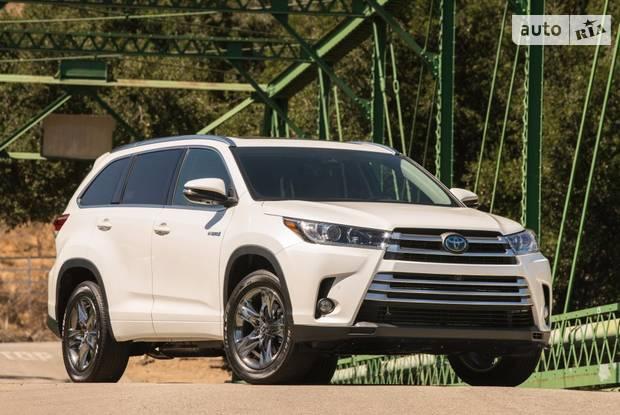 Toyota Highlander Prestige