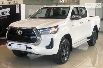 Toyota Hilux 2.4 D-4D MT (150 л.с.) AWD 2020