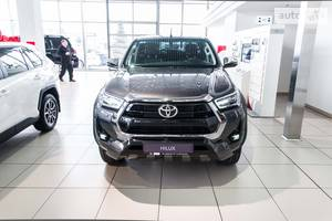 Toyota Hilux 2.8 D-4D AT (204 л.с.) AWD Premium 2021