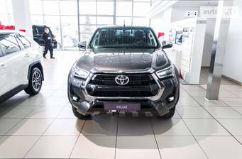 Toyota Hilux 2.8 D-4D AT (204 л.с.) AWD	 2021