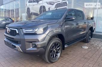 Toyota Hilux 2021 Legend