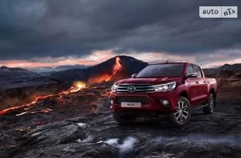 Toyota Hilux New 2.4 D-4D MT (150 л.с.) 2017
