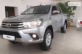 Toyota Hilux Active 2019