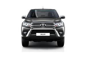 Toyota Hilux New 2.4 D-4D AT (150 л.с.) Legend 2019