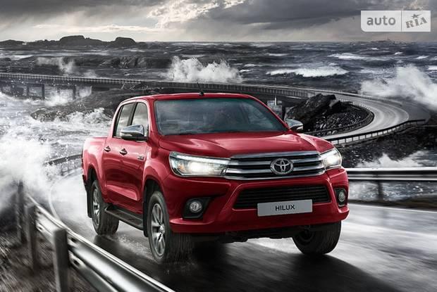 Toyota Hilux Premium