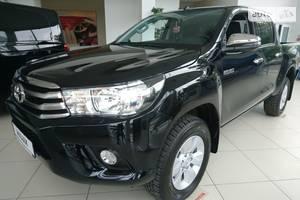 Toyota Hilux New 2.4 D-4D AT (150 л.с.) Active 2019