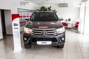 Toyota Hilux New 2.4 D-4D MT (150 л.с.) Active 2019