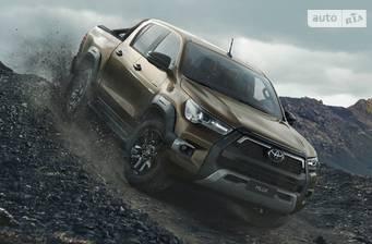 Toyota Hilux 2020 Comfort