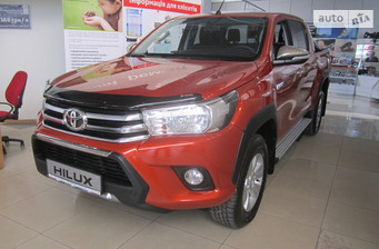 Toyota Hilux New 2.8 D-4D АT (177 л.с.) AWD Active 2017