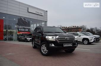 Toyota Land Cruiser 200 4.6 AT (309 л.с.) 2020