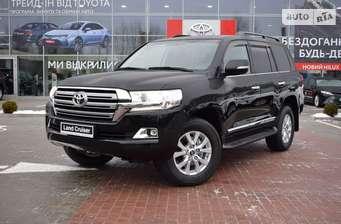 Toyota Land Cruiser 200 2020 в Житомир