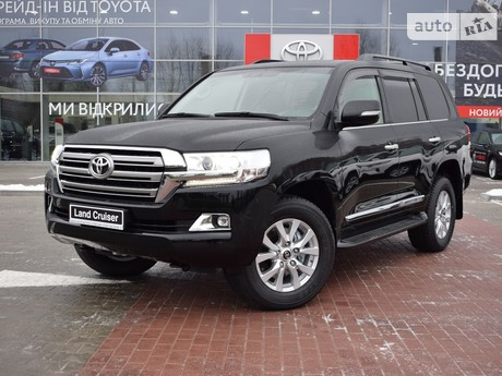 Toyota Land Cruiser 200 2020