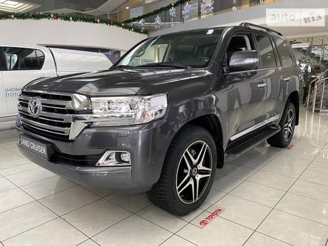 Toyota Land Cruiser 200 2021