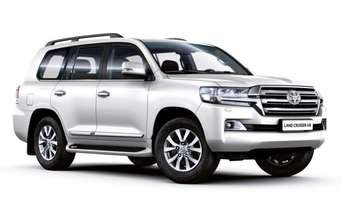 Toyota Land Cruiser 200 4.5D AT (249 л.с.) Premium 2018