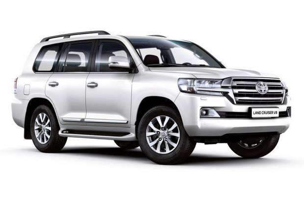 Toyota Land Cruiser 200 Elegance