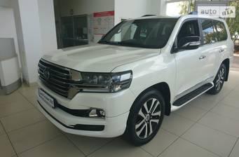 Toyota Land Cruiser 200 4.5D AT (249 л.с.) 2018