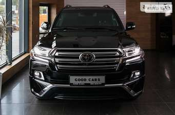 Toyota Land Cruiser 200 GX-R 2018