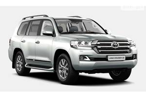 Toyota Land Cruiser 200 4.6 AT (309 л.с.) Elegance 2019