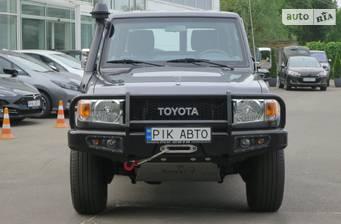 Toyota Land Cruiser 76 2020 Individual