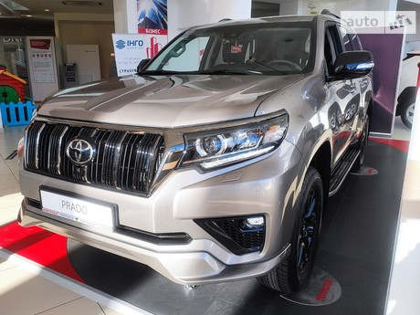 Toyota Land Cruiser Prado 2020