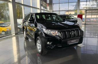Toyota Land Cruiser Prado 2.8 D-4D AT (200 л.с.) 4WD 2021