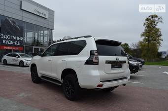 Toyota Land Cruiser Prado 2020 Prestige