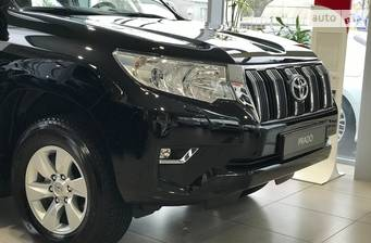 Toyota Land Cruiser Prado 2020 Comfort