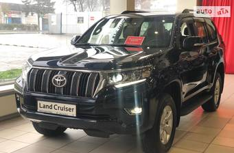 Toyota Land Cruiser Prado 2.8 D-4D AT (200 л.с.) 4WD 2020