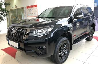 Toyota Land Cruiser Prado 4.0 Dual VVT-i AT (282 л.с.) 4WD 2021