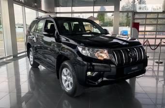 Toyota Land Cruiser Prado 2.8D AT (200 л.с.) 4WD 2021