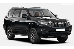 Toyota Land Cruiser Prado FL 2.8 D-4D AT (177 л.с.) 4WD Prestige 2019