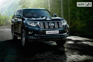 Toyota Land Cruiser Prado FL 2.8 D-4D AT (177 л.с.) 4WD Premium 2020
