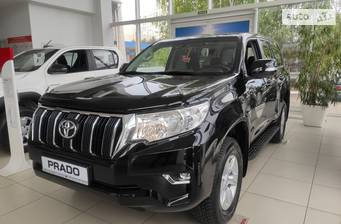 Toyota Land Cruiser Prado FL 2.8 D-4D AT (177 л.с.) 4WD 2020