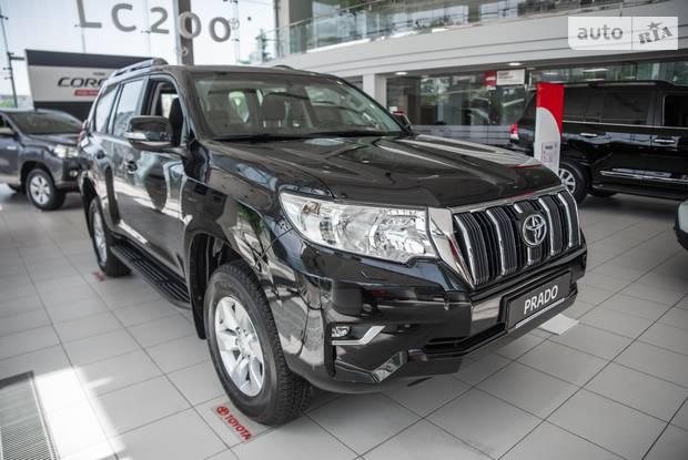 Toyota Land Cruiser Prado Comfort