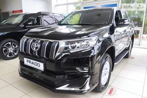 Toyota Land Cruiser Prado FL 4.0 Dual VVT-i AT (282 л.с.) 4WD Comfort 2020
