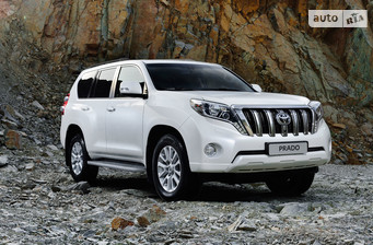 Toyota Land Cruiser Prado 2.7L AT (163 л.с.) 7s Elegance 2016