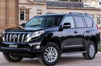 Toyota Land Cruiser Prado 2.8D AT (173 л.с.) Comfort 2017
