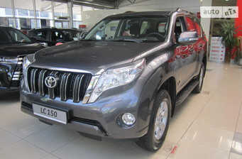Toyota Land Cruiser Prado 2.7L AT (163 л.с.) Base 2017