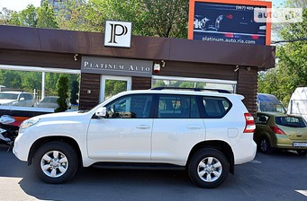 Toyota Land Cruiser Prado 2.8D AT (177 л.с.)  D-4D Executive 2017