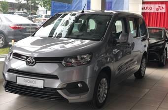 Toyota Proace City Verso 1.5 D-4D 5MT (102 л.с.) L2 2021