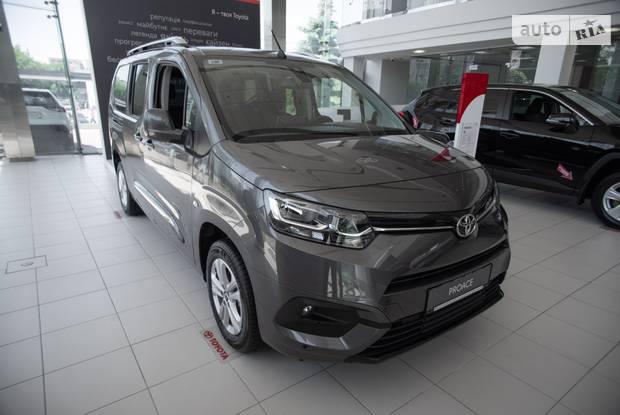 Toyota Proace City Verso Comfort