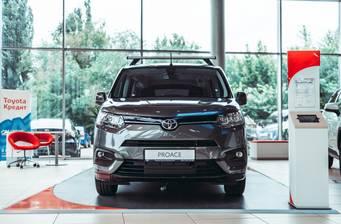 Toyota Proace City Verso 1.5 D-4D 5MT (102 л.с.) L1 2021
