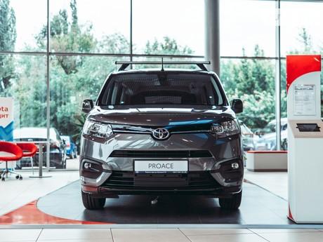 Toyota Proace City Verso 2021