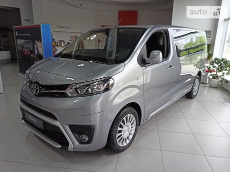Toyota Proace Verso 2021