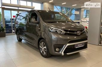 Toyota Proace Verso 2.0 D-4D 6AT (150 л.с.) L1 2021